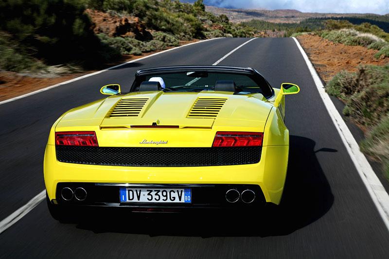 Lamborghini Gallardo: vyrobeno už 10 tisíc exemplářů: - fotka 96