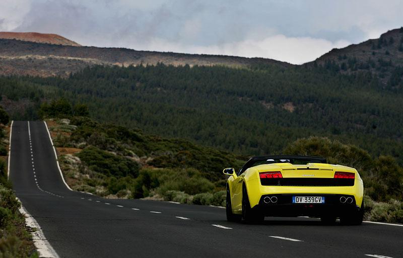 Lamborghini Gallardo: vyrobeno už 10 tisíc exemplářů: - fotka 98