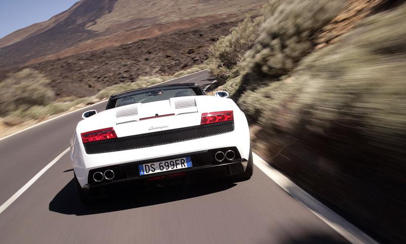 Lamborghini Gallardo: vyrobeno už 10 tisíc exemplářů: - fotka 99