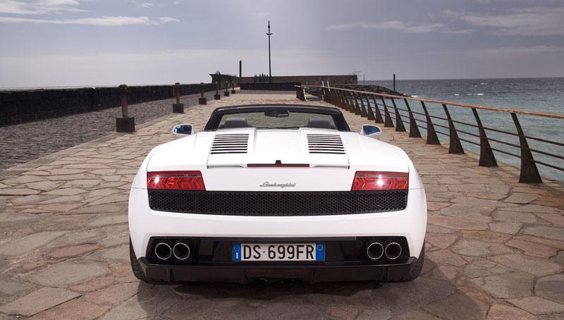 Lamborghini Gallardo: vyrobeno už 10 tisíc exemplářů: - fotka 100