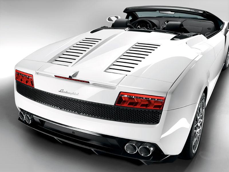Lamborghini Gallardo LP 560-4 Spyder: facelift roadsteru odhalen -DOPLNĚNO: - fotka 9