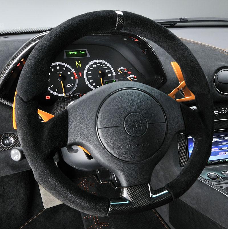 Lamborghini Murciélago LP 670-4 SuperVeloce China Limited Edition: limitka jen pro Čínu: - fotka 1