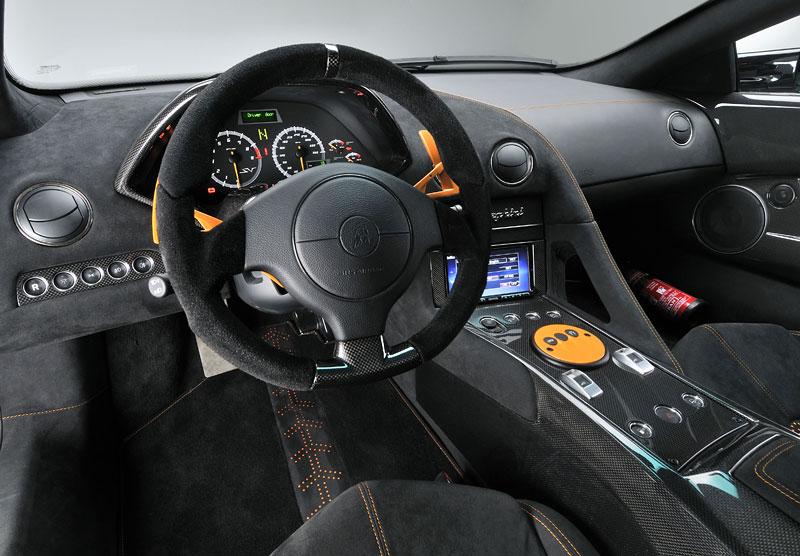 Lamborghini Murciélago LP 670-4 SuperVeloce China Limited Edition: limitka jen pro Čínu: - fotka 2