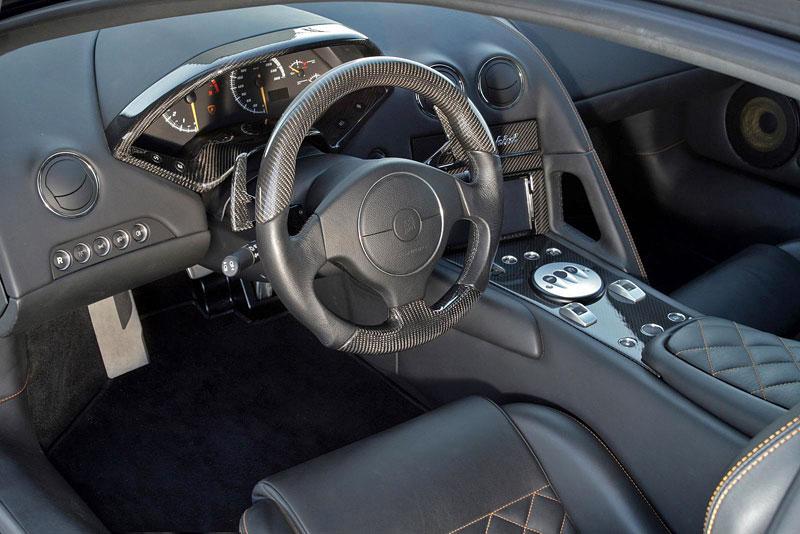 Lamborghini Murcielago LP640 od Unicate: krásný Janičář: - fotka 11