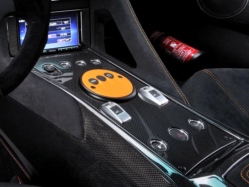 Lamborghini Murciélago LP 670-4 SuperVeloce China Limited Edition: limitka jen pro Čínu: - fotka 3