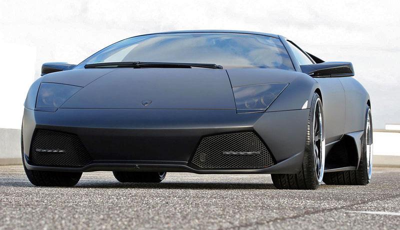 Lamborghini Murcielago LP640 od Unicate: krásný Janičář: - fotka 19