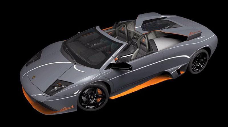 Ženeva 2009: Lamborghini Murciélago LP650-4 Roadster: - fotka 1