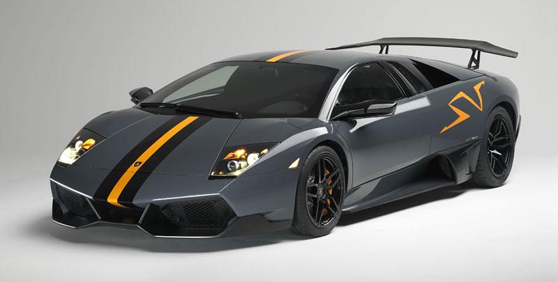 Lamborghini Murciélago LP 670-4 SuperVeloce China Limited Edition: limitka jen pro Čínu: - fotka 4