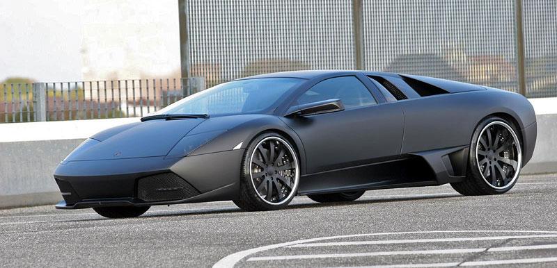 Lamborghini Murcielago LP640 od Unicate: krásný Janičář: - fotka 25