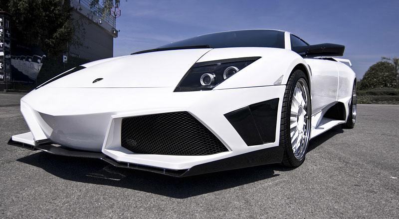 Lamborghini Bat LP 640 od JB Car Design: ve stylu reventonu: - fotka 6