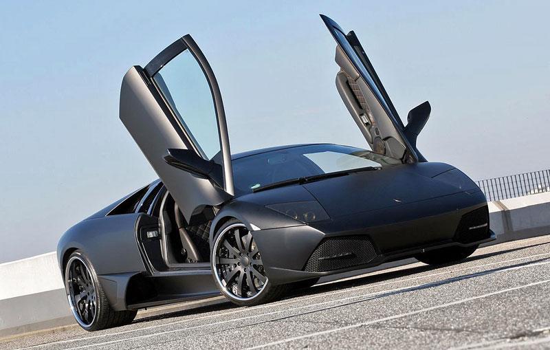 Lamborghini Murcielago LP640 od Unicate: krásný Janičář: - fotka 27