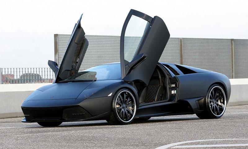Lamborghini Murcielago LP640 od Unicate: krásný Janičář: - fotka 28