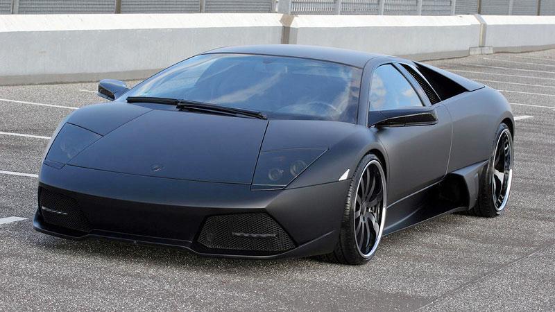 Lamborghini Murcielago LP640 od Unicate: krásný Janičář: - fotka 32