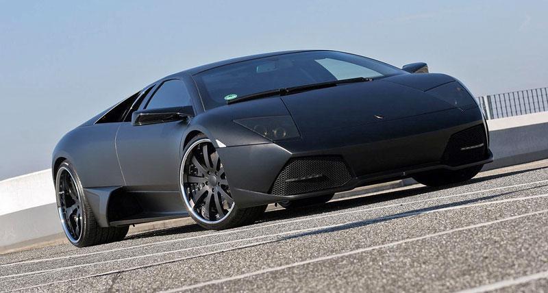 Lamborghini Murcielago LP640 od Unicate: krásný Janičář: - fotka 33