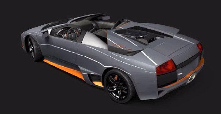 Ženeva 2009: Lamborghini Murciélago LP650-4 Roadster: - fotka 2