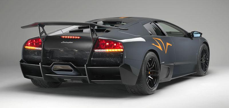 Lamborghini Murciélago LP 670-4 SuperVeloce China Limited Edition: limitka jen pro Čínu: - fotka 5