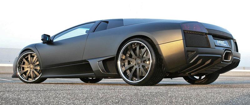 Lamborghini Murcielago LP640 od Unicate: krásný Janičář: - fotka 37