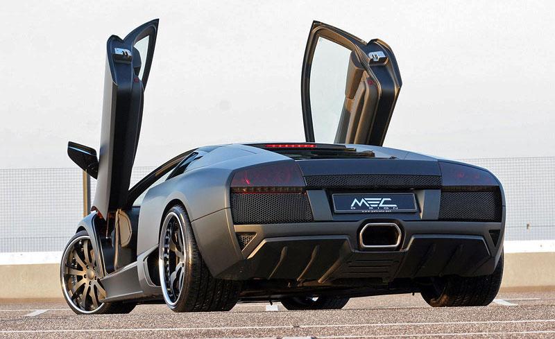 Lamborghini Murcielago LP640 od Unicate: krásný Janičář: - fotka 38