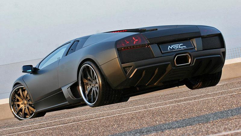 Lamborghini Murcielago LP640 od Unicate: krásný Janičář: - fotka 39