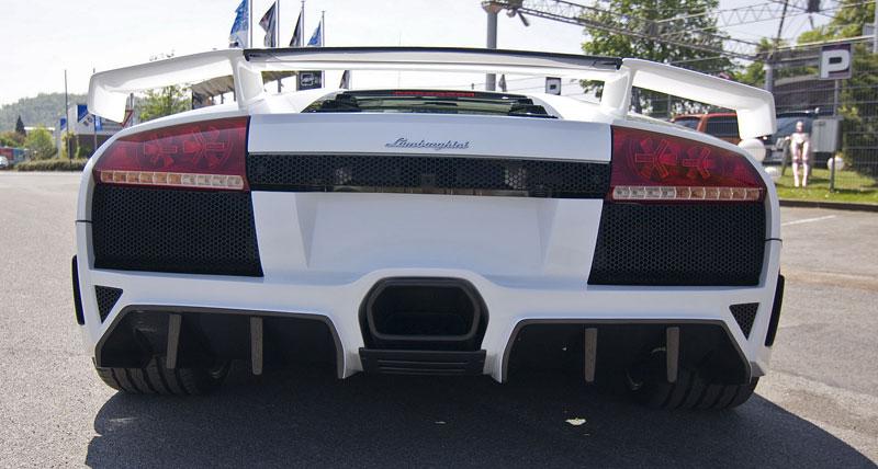 Lamborghini Bat LP 640 od JB Car Design: ve stylu reventonu: - fotka 7
