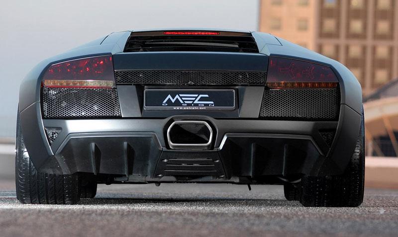 Lamborghini Murcielago LP640 od Unicate: krásný Janičář: - fotka 42