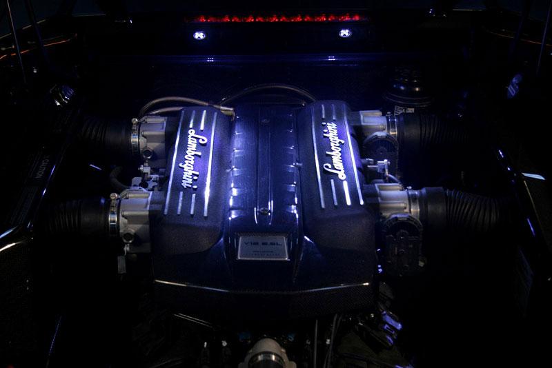 Lamborghini Murcielago LP640 od Unicate: krásný Janičář: - fotka 43