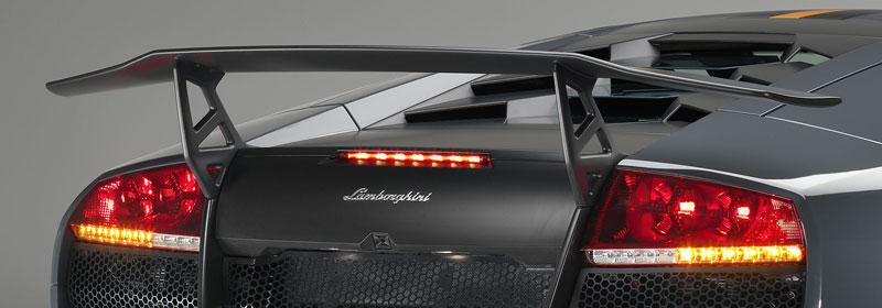 Lamborghini Murciélago LP 670-4 SuperVeloce China Limited Edition: limitka jen pro Čínu: - fotka 6