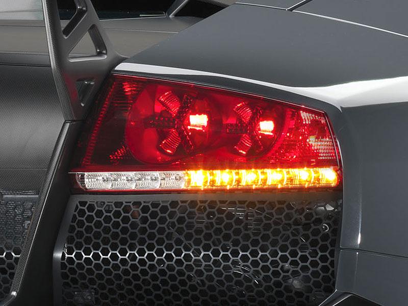 Lamborghini Murciélago LP 670-4 SuperVeloce China Limited Edition: limitka jen pro Čínu: - fotka 7