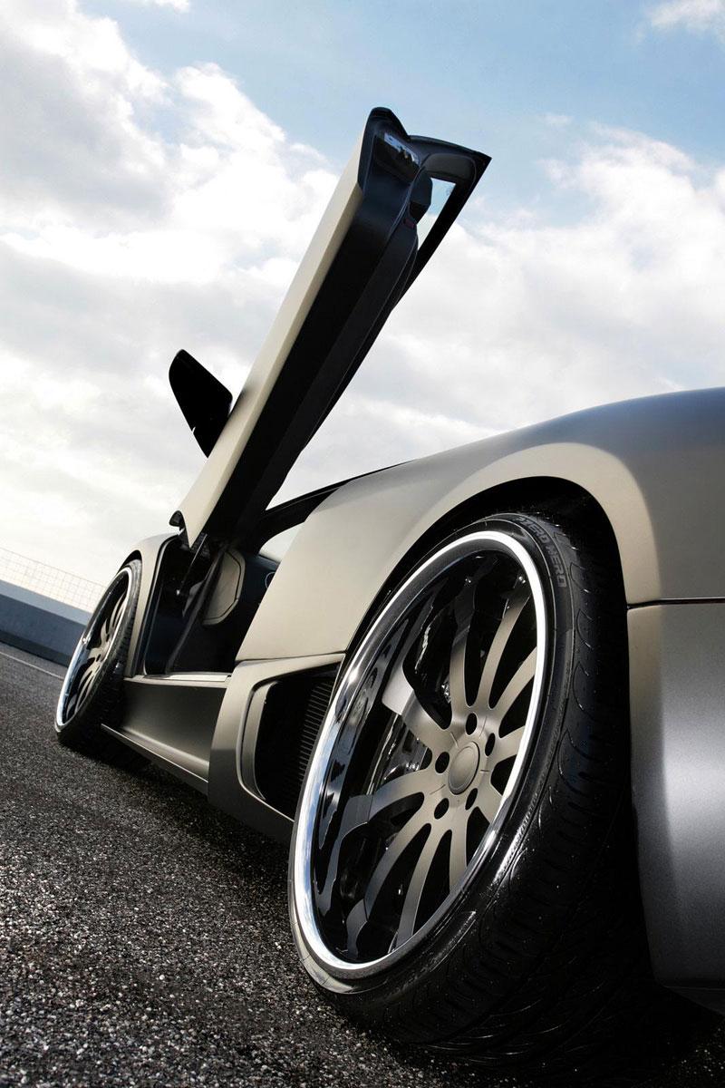 Lamborghini Murcielago LP640 od Unicate: krásný Janičář: - fotka 45