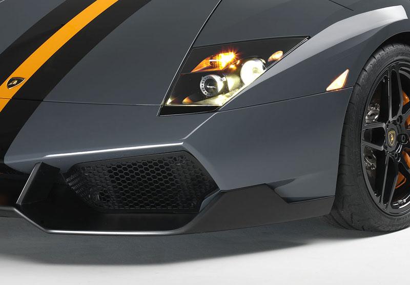 Lamborghini Murciélago LP 670-4 SuperVeloce China Limited Edition: limitka jen pro Čínu: - fotka 9
