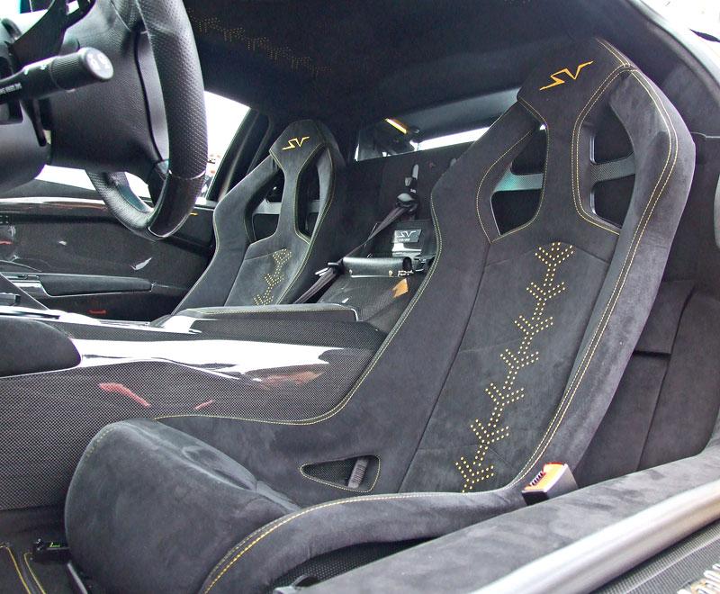 Lamborghini Murciélago LP670-4 SV: První kus dorazil do České republiky: - fotka 5