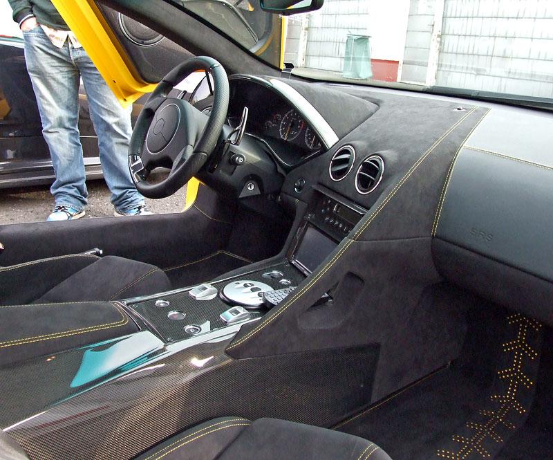 Lamborghini Murciélago LP670-4 SV: První kus dorazil do České republiky: - fotka 6