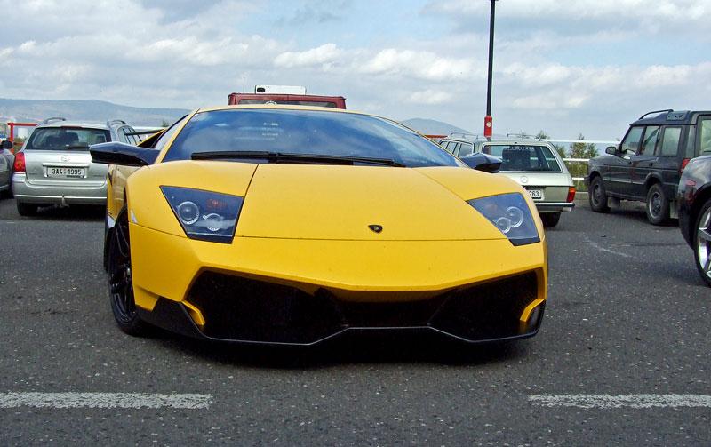 Lamborghini Murciélago LP670-4 SV: První kus dorazil do České republiky: - fotka 8