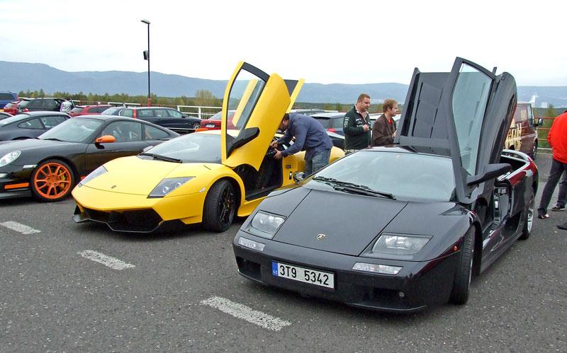 Lamborghini Murciélago LP670-4 SV: První kus dorazil do České republiky: - fotka 13