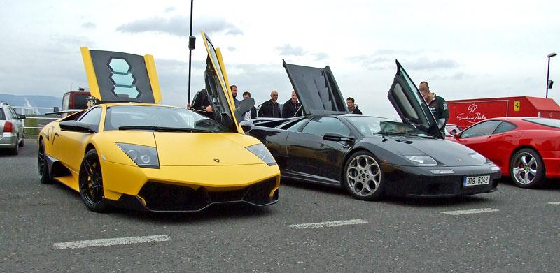 Lamborghini Murciélago LP670-4 SV: První kus dorazil do České republiky: - fotka 14