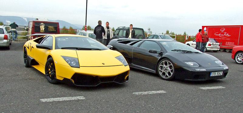 Lamborghini Murciélago LP670-4 SV: První kus dorazil do České republiky: - fotka 17