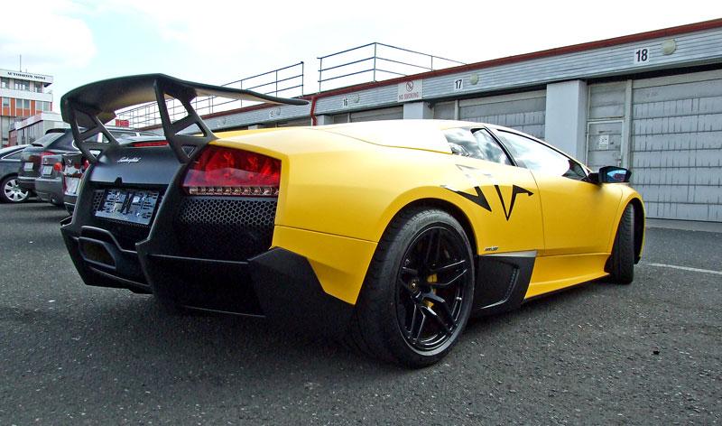 Lamborghini Murciélago LP670-4 SV: První kus dorazil do České republiky: - fotka 19