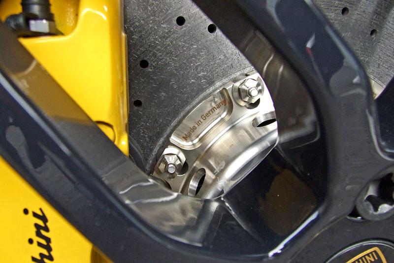 Lamborghini Murciélago LP670-4 SV: První kus dorazil do České republiky: - fotka 26