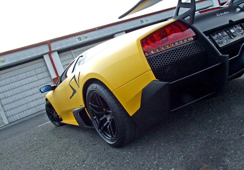 Lamborghini Murciélago LP670-4 SV: První kus dorazil do České republiky: - fotka 29
