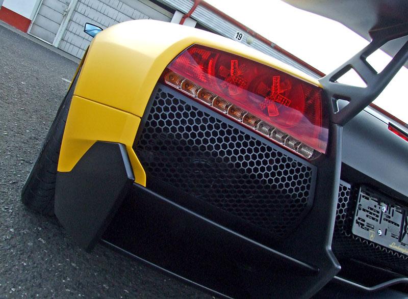 Lamborghini Murciélago LP670-4 SV: První kus dorazil do České republiky: - fotka 30