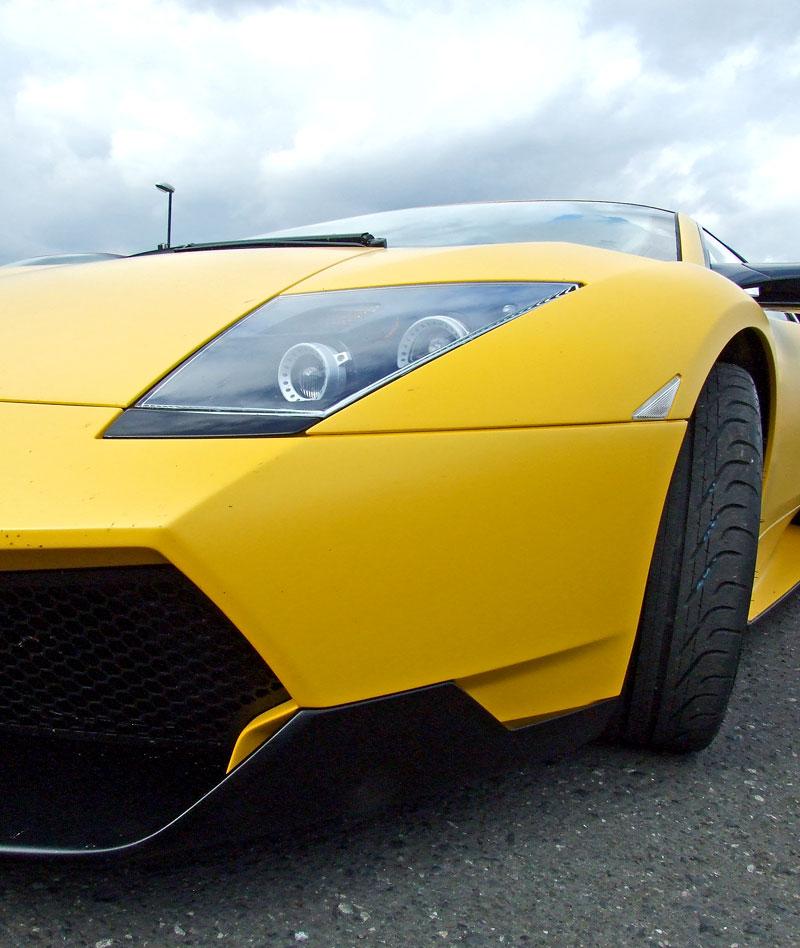 Lamborghini Murciélago LP670-4 SV: První kus dorazil do České republiky: - fotka 32