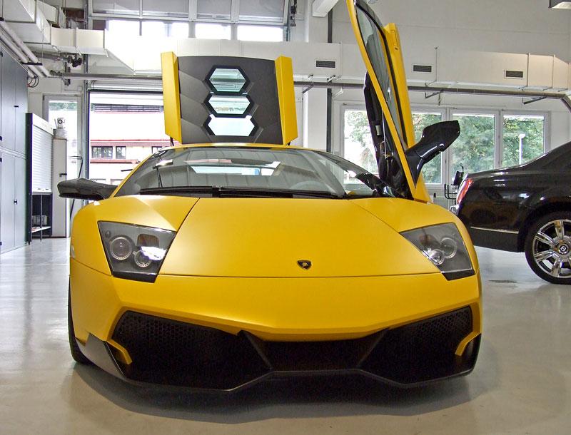Lamborghini Murciélago LP670-4 SV: První kus dorazil do České republiky: - fotka 37