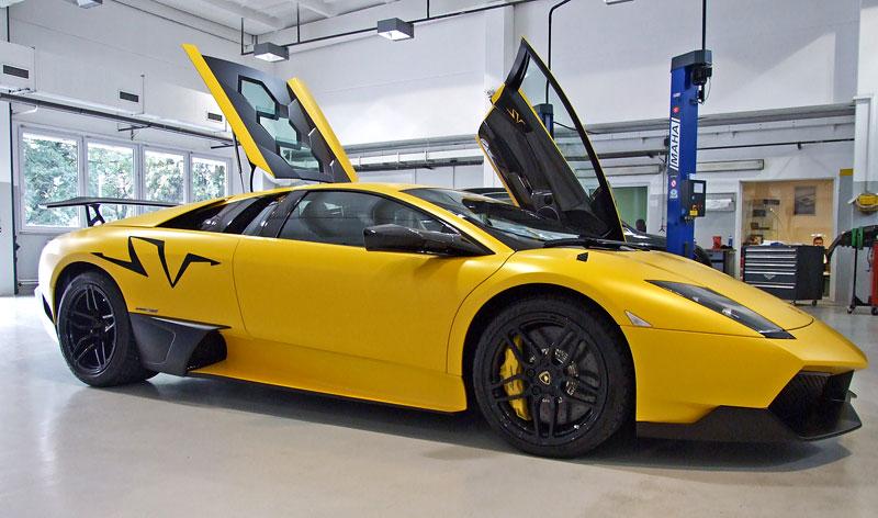 Lamborghini Murciélago LP670-4 SV: První kus dorazil do České republiky: - fotka 42