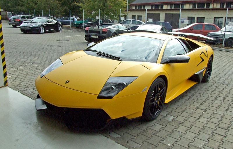 Lamborghini Murciélago LP670-4 SV: První kus dorazil do České republiky: - fotka 45