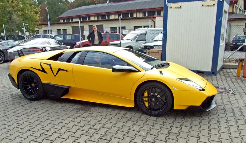 Lamborghini Murciélago LP670-4 SV: První kus dorazil do České republiky: - fotka 46
