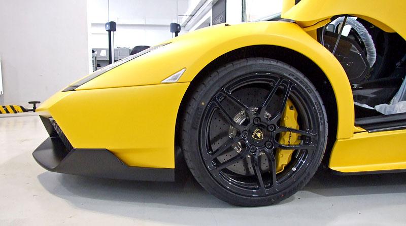 Lamborghini Murciélago LP670-4 SV: První kus dorazil do České republiky: - fotka 52