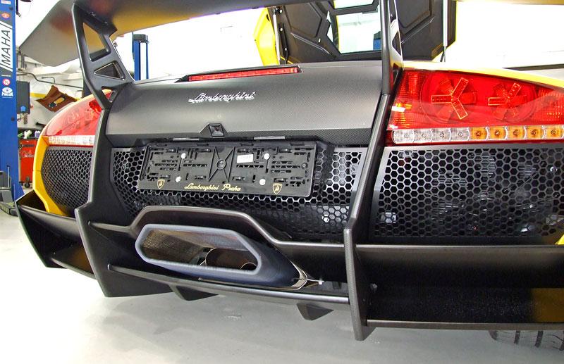 Lamborghini Murciélago LP670-4 SV: První kus dorazil do České republiky: - fotka 57