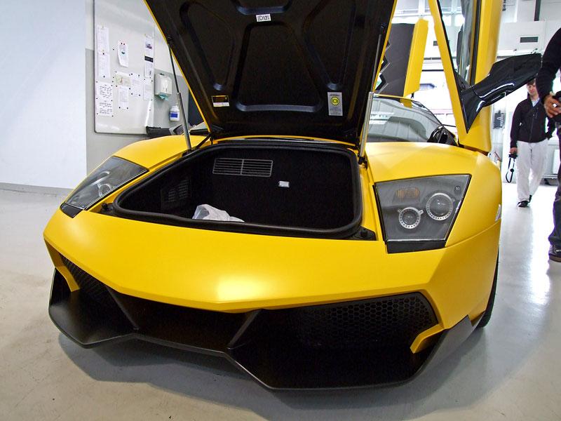 Lamborghini Murciélago LP670-4 SV: První kus dorazil do České republiky: - fotka 59