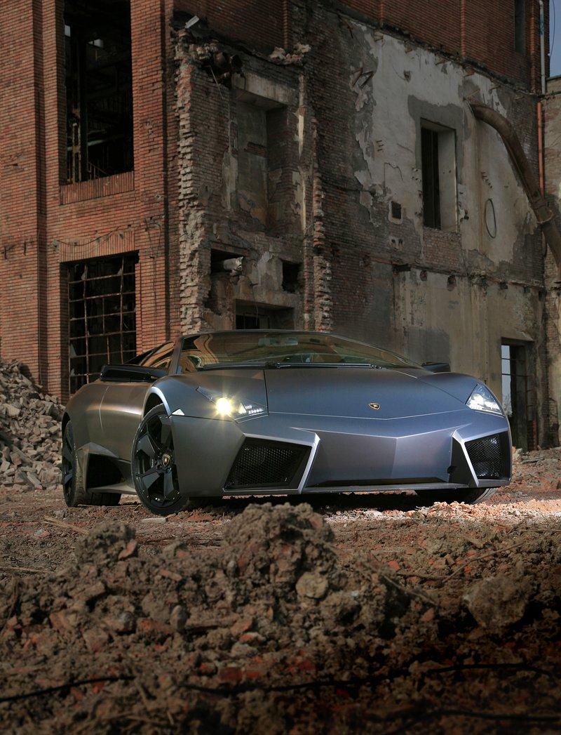 Lamborghini Reventón v prodeji na eBay: - fotka 4
