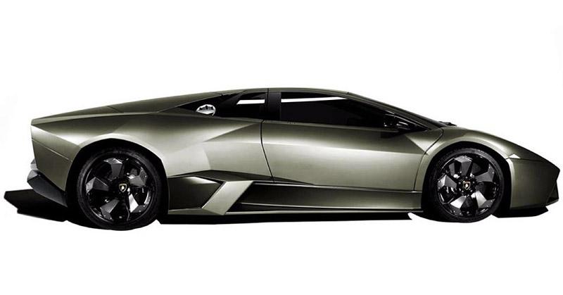 Lamborghini Reventón: Námluvy u rodinky Tornád: - fotka 9